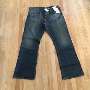 Banana Republic mens bootcut jeans
